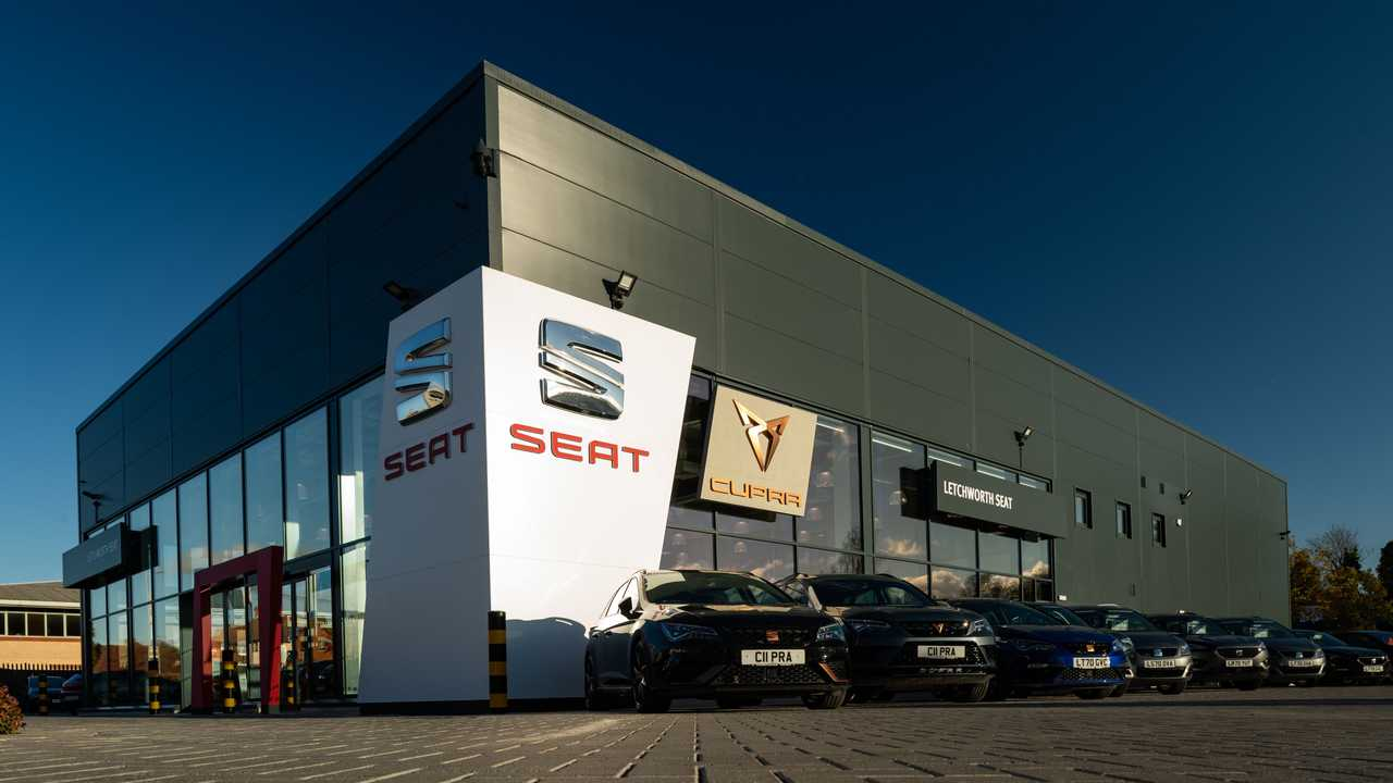 Cupra launches UK dealer network