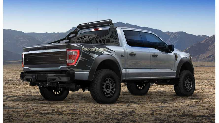 2021 Ford F-150 by Pax Power