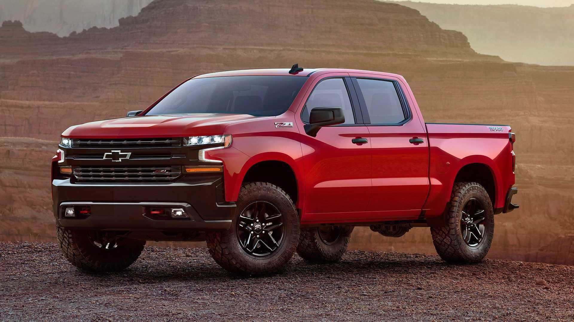2021 Chevrolet Silverado, yüksek irtifa testlerinde