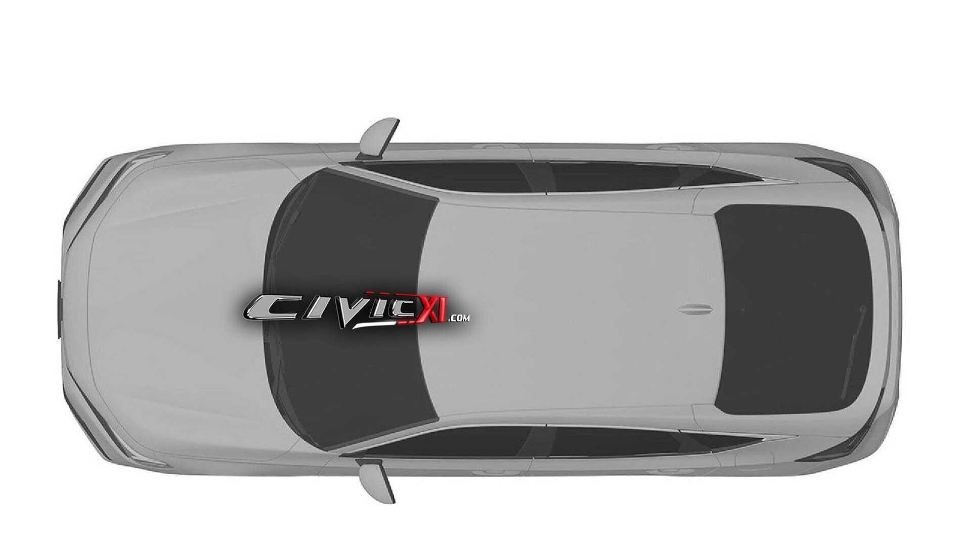 honda-civic-11th-generation-design-trademark-roof