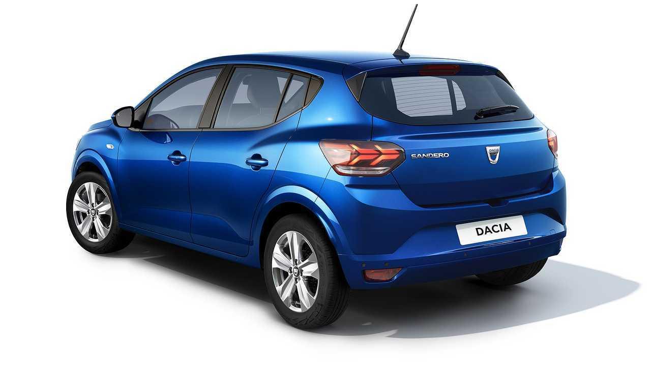 Nova Dacia Sandero (2020)