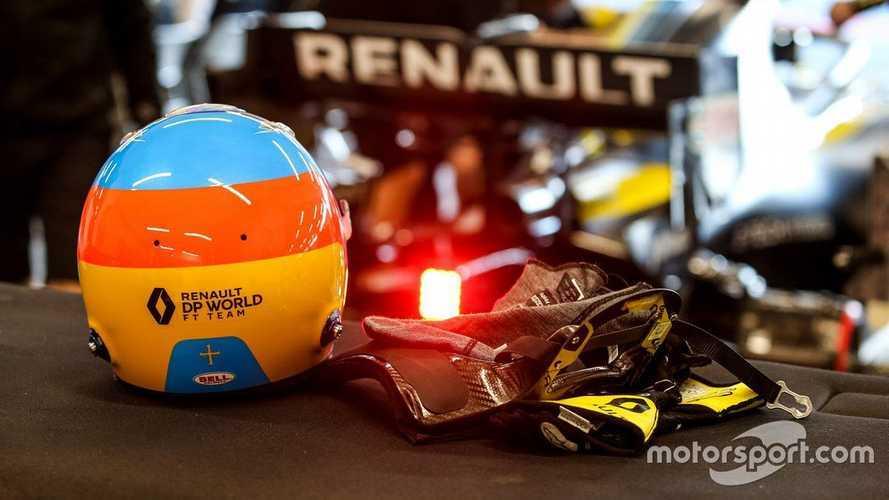 Alonso se reencuentra hoy con la F1 en Bahrein: mira el plan