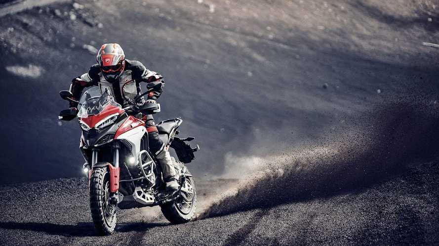 Meet The New Ducati Multistrada V4