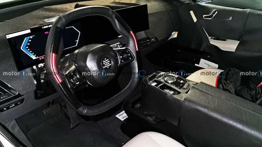 BMW iNext Casus Fotoğraflar
