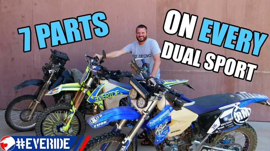 7 Upgrades For All Dual-Sport Motorcycles