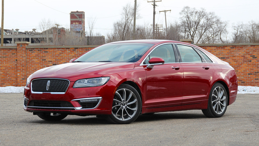 2017 Lincoln MKZ Review: Luxury, style, and 400 horsepower