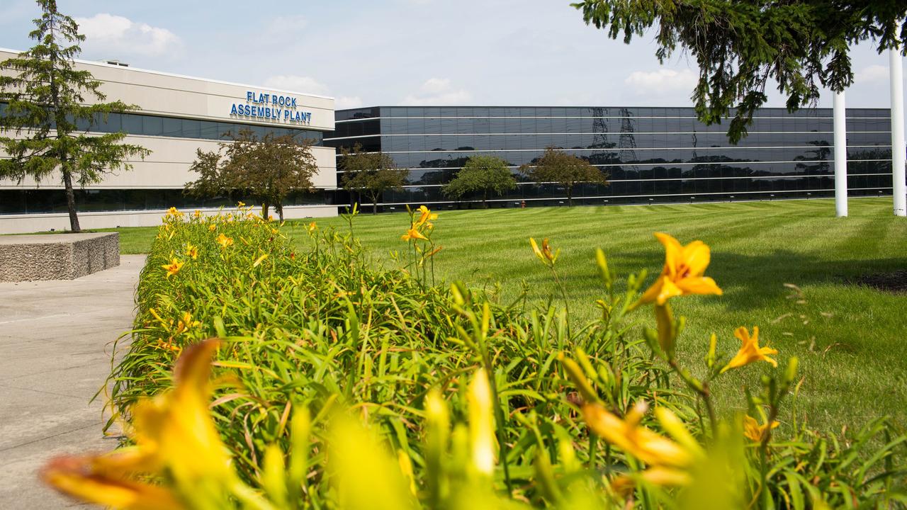 Ford- Flat Rock fabrikası