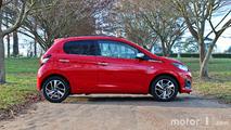 Essai Peugeot 108 Top ! (2016) - 1.2 PureTech 82
