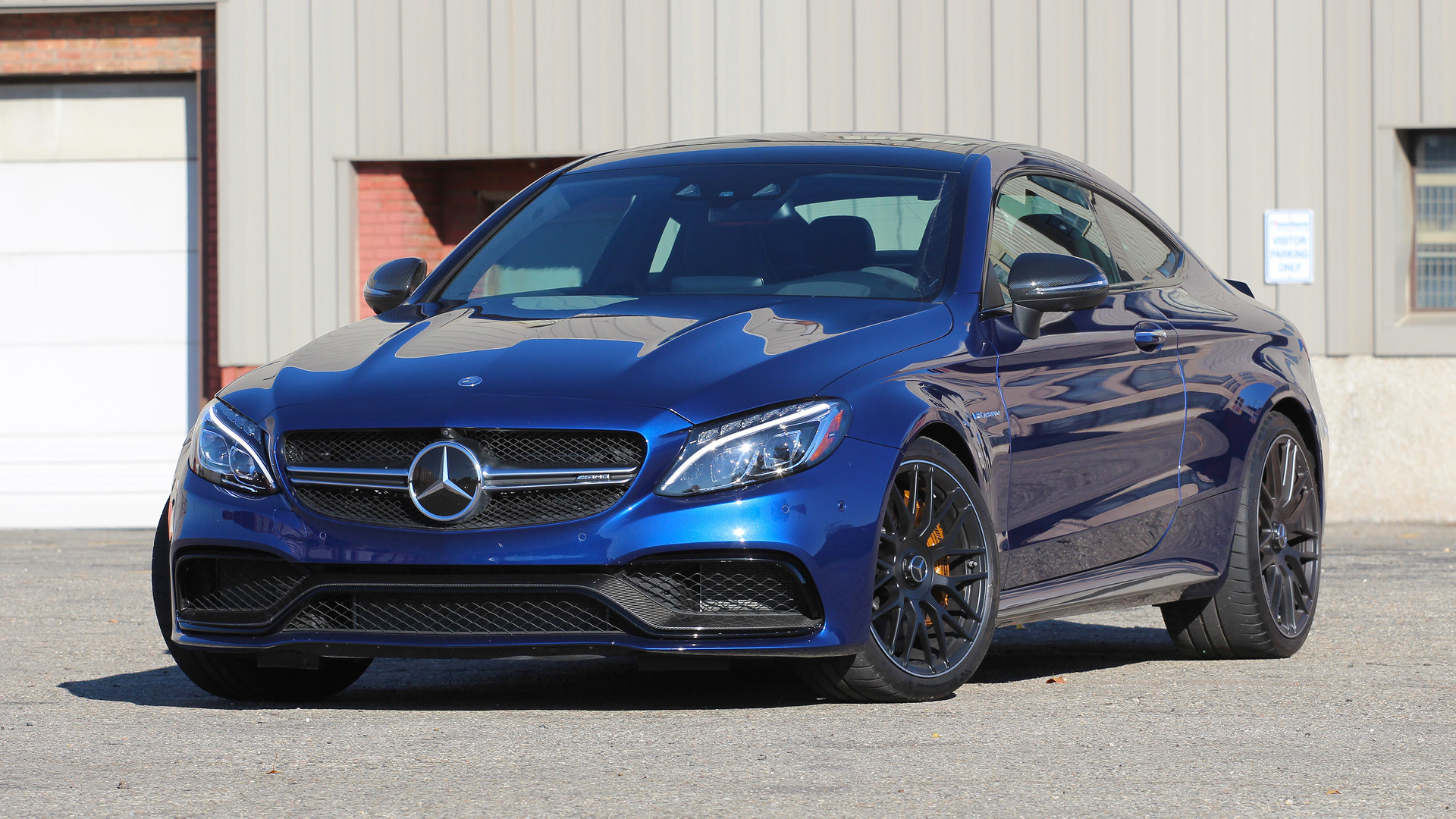 2017 Mercedes Amg C63 S Coupe Review The Snazzy Lunatic