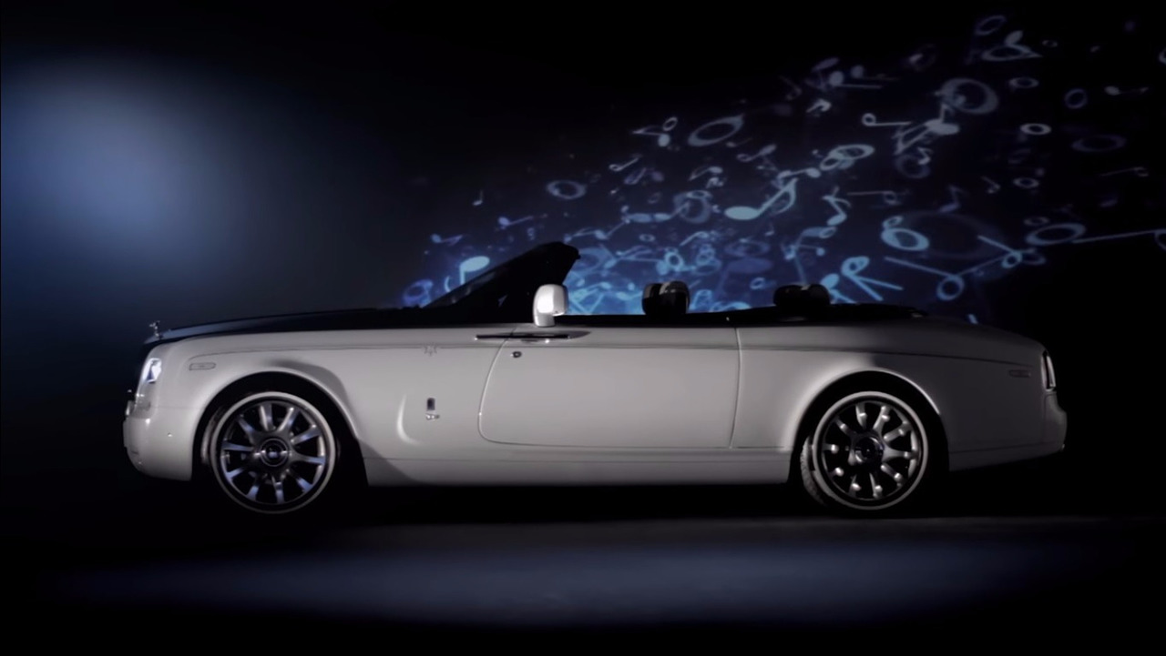 Rolls-Royce Music