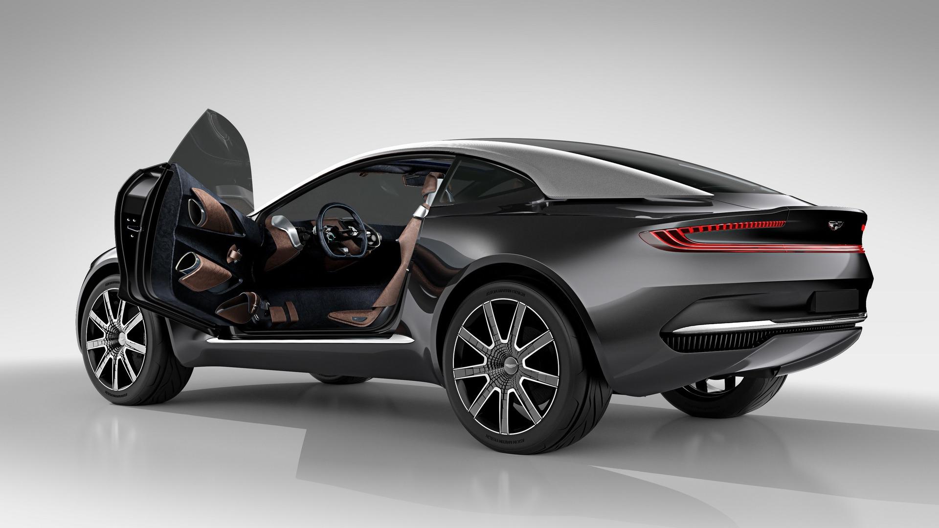 Aston Martin Suv Could Be Called Varekai