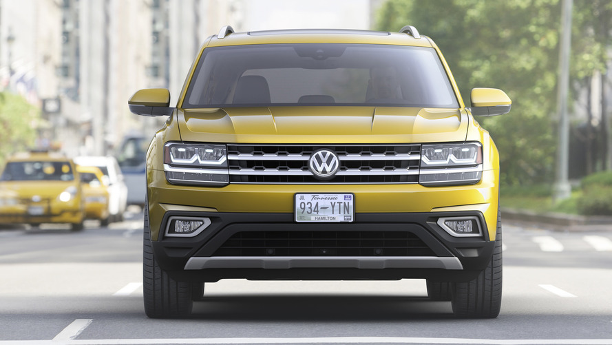 VW Atlas, Tiguan Will Have America's Best Transferrable Warranty