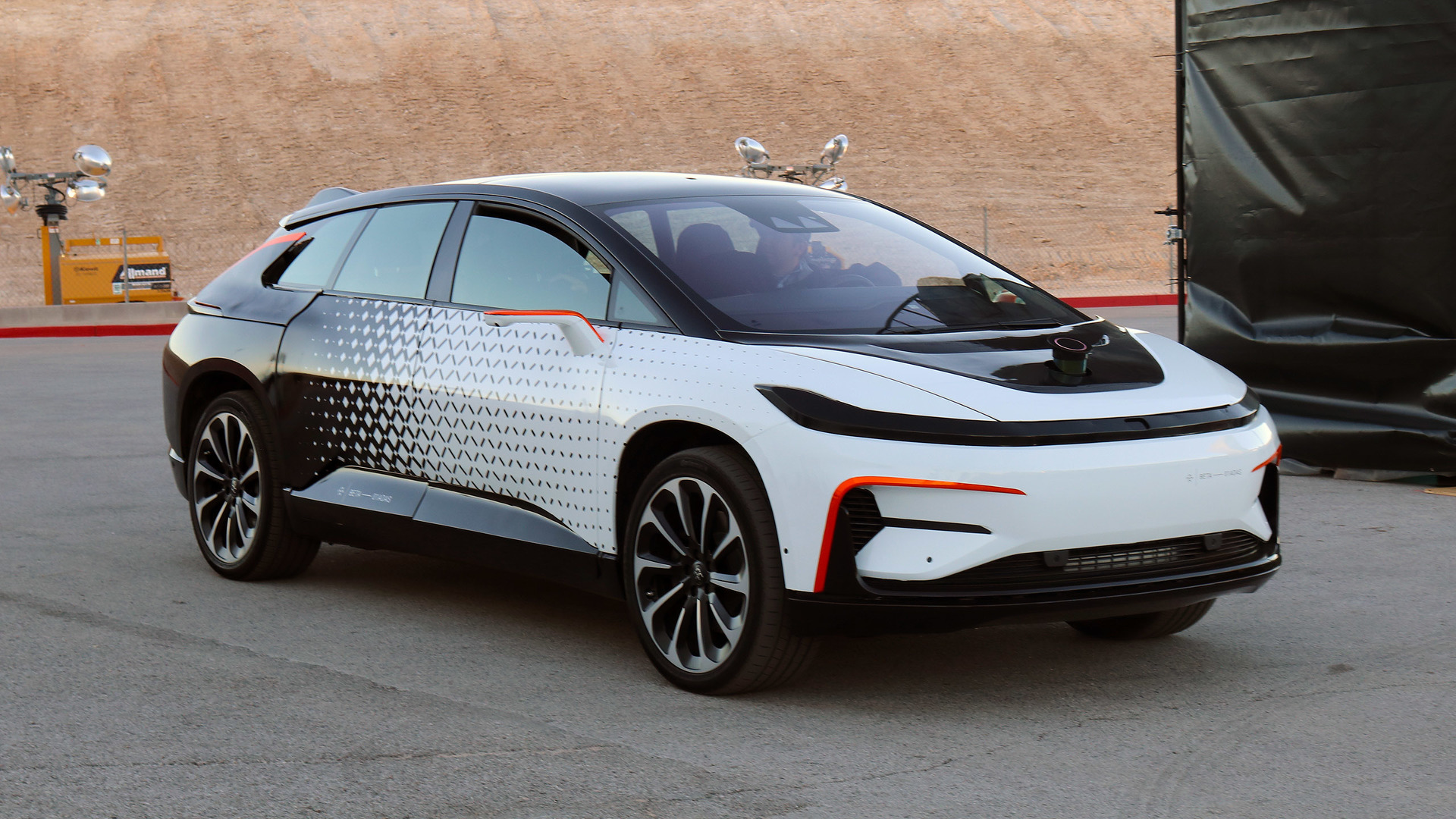 We Take A Ride In The Faraday Future Ff 91 Prototype Rh Motor1 Com