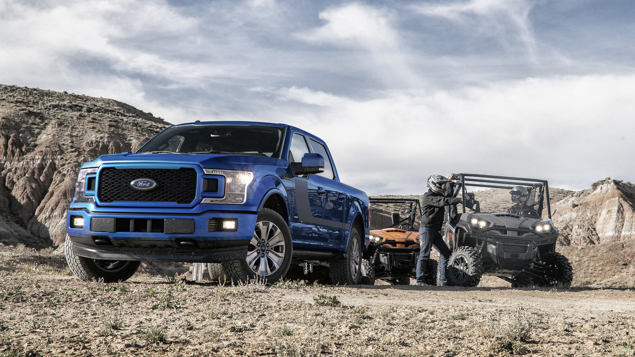 Ford F 150 Claims Best In Class Gas Mileage Towing Capacity