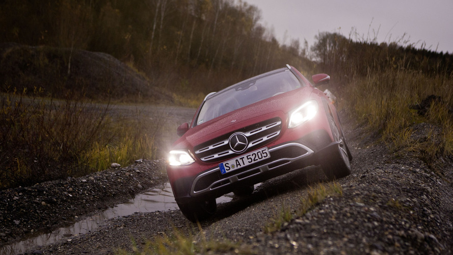 Daha güçlü Mercedes E-Serisi All-Terrain, 2018'de sokaklarda olacak