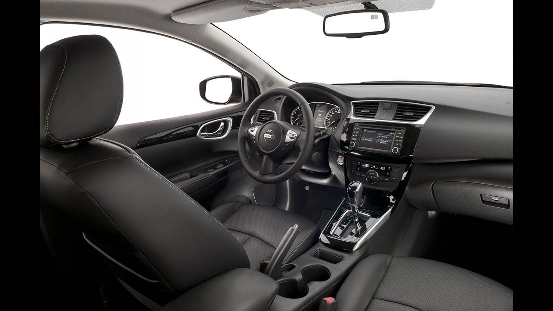 Volta Rapida Nissan Sentra 2017 Traz Pouco Para Combater Os Novos Rivais
