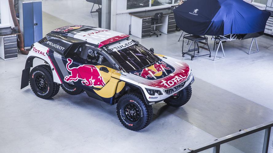 Veja o novo Peugeot 3008 DKR pilotado por Sébastien Loeb - vídeo
