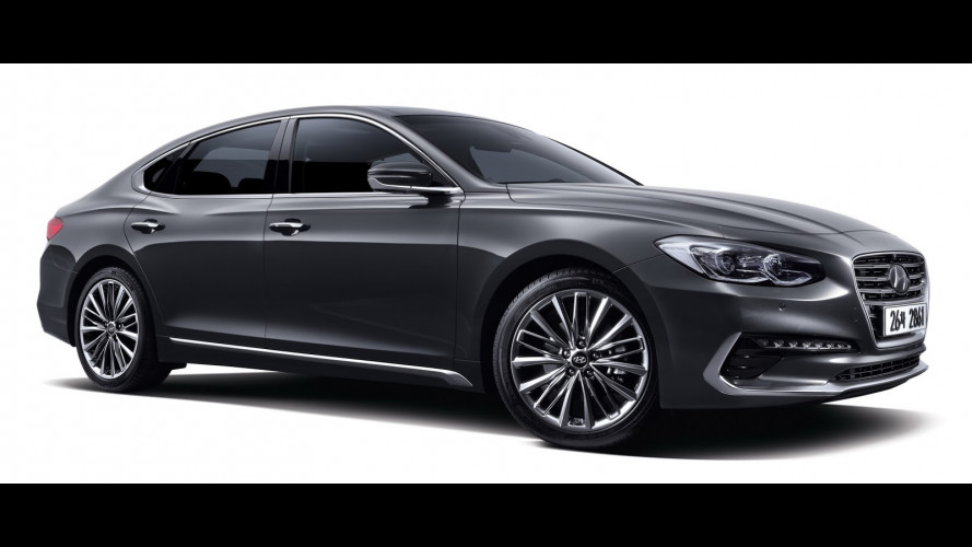 """Genesis deve """"matar"""" novo Hyundai Azera nos EUA, Europa e Austrália"""