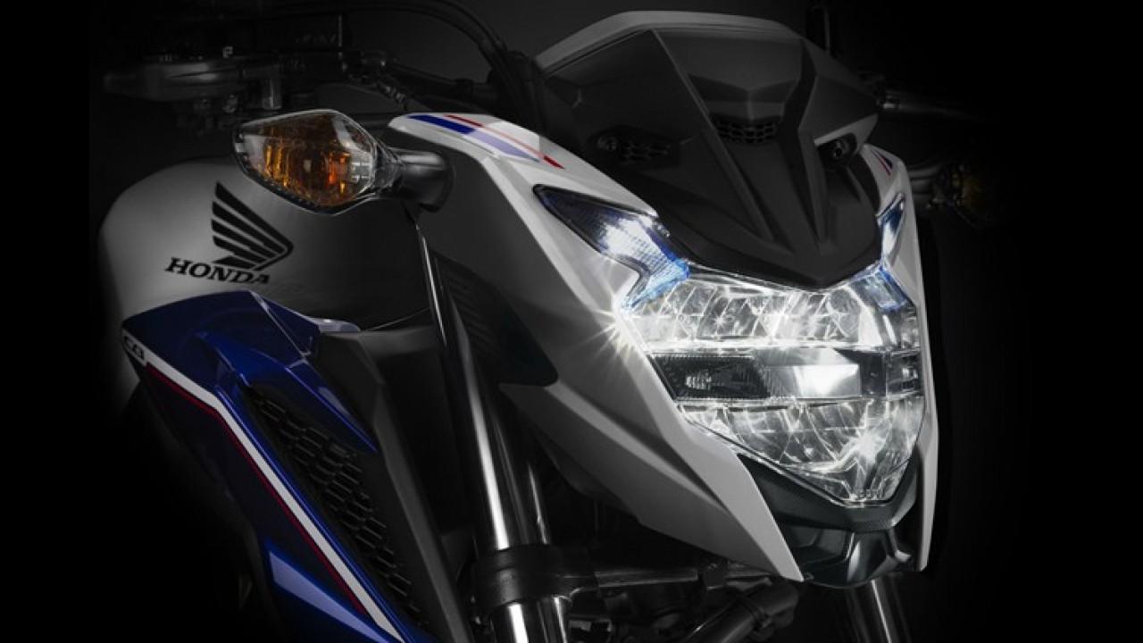 Nova CB500F 2016 completa atualização da linha 500 da Honda