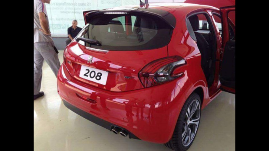 Segredo: Peugeot 208 1.2 turbo aposentará 1.6 aspirado em breve