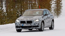 BMW X2 Spy Photos Winter
