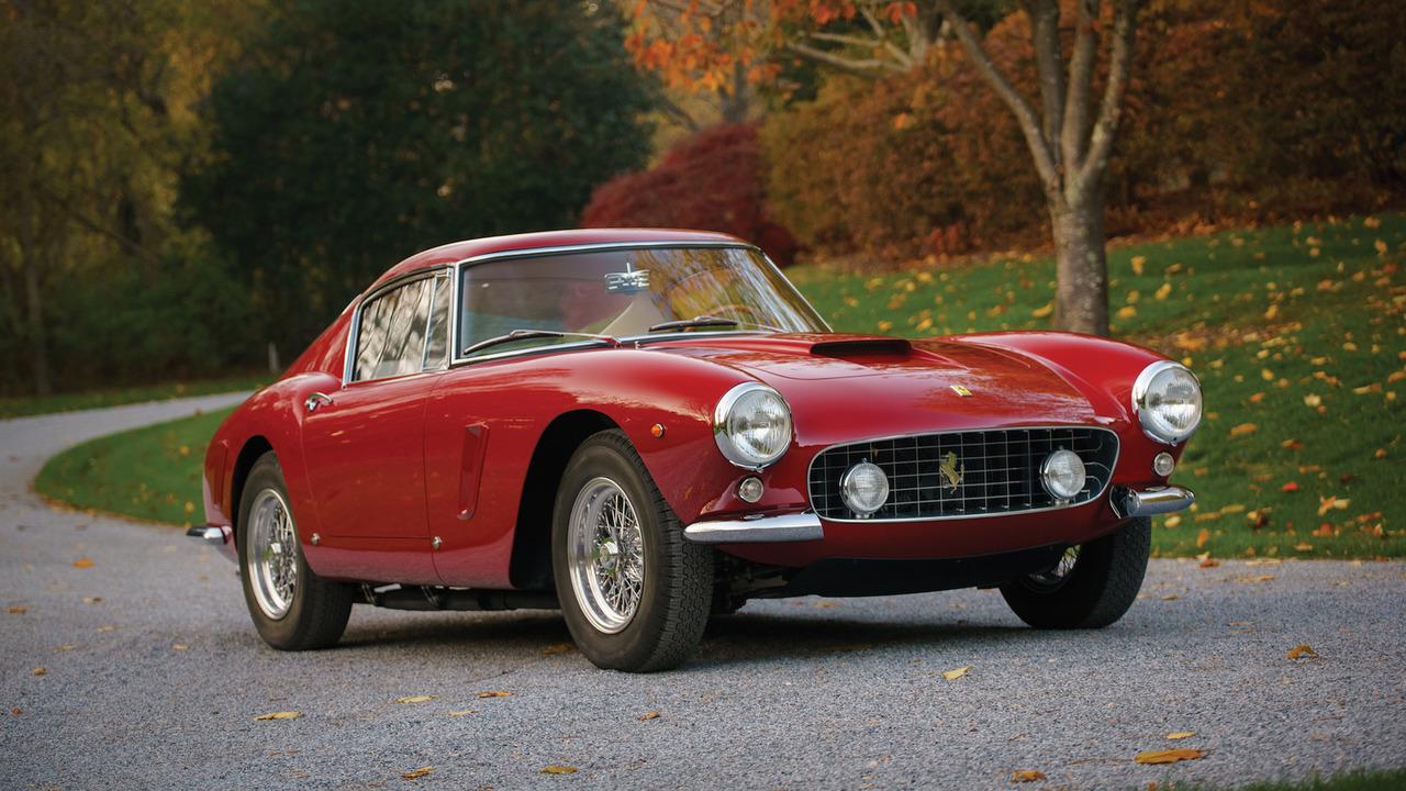 Ferrari 250 Gt Swb Berlinetta Targets 9 5 Million At Auction
