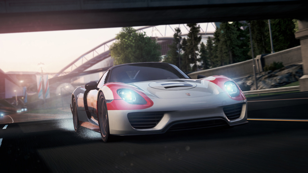 Porsche 918 Need for Speed