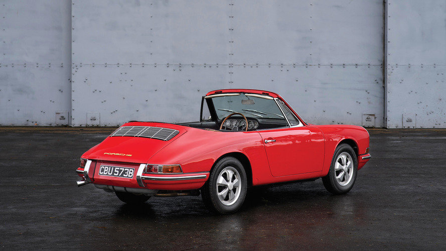 1964 Porsche 911 Cabriolet Prototype Auction