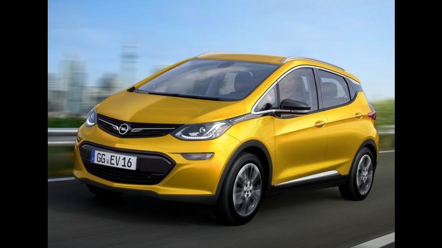 Opel Ampera-e troca Volt pelo Bolt na linha 2017