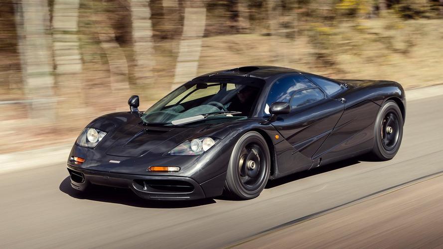 Apparemment, quelqu'un espère vendre une McLaren F1 20 millions d'euros