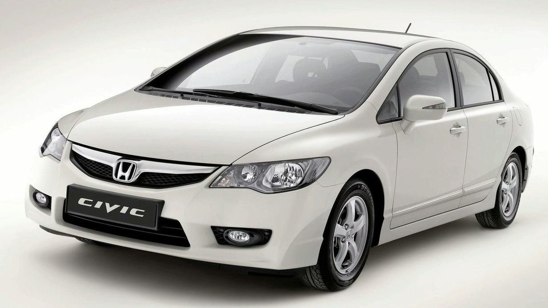 2009 Honda Civic Hybrid Facelift