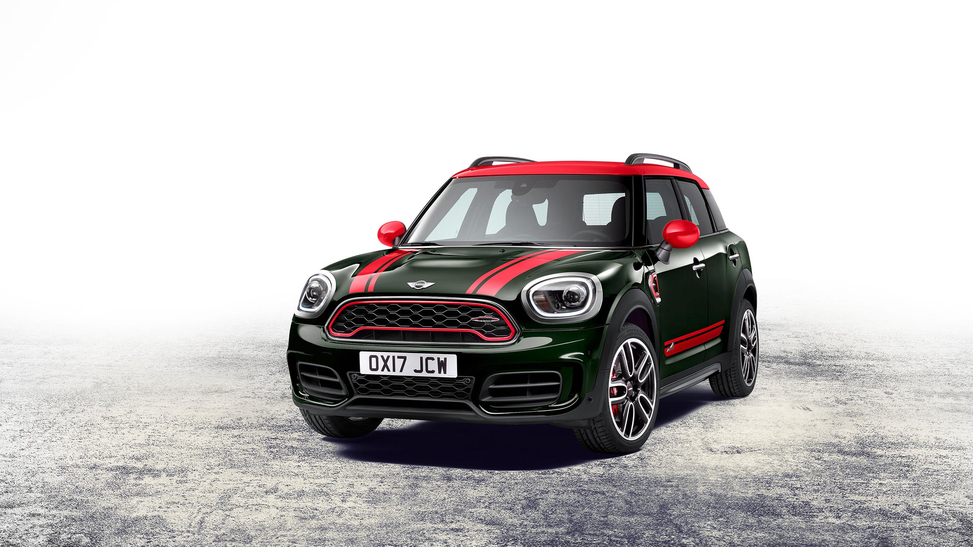 2018 Countryman Jcw Packs 228 Hp Into Not So Mini Body