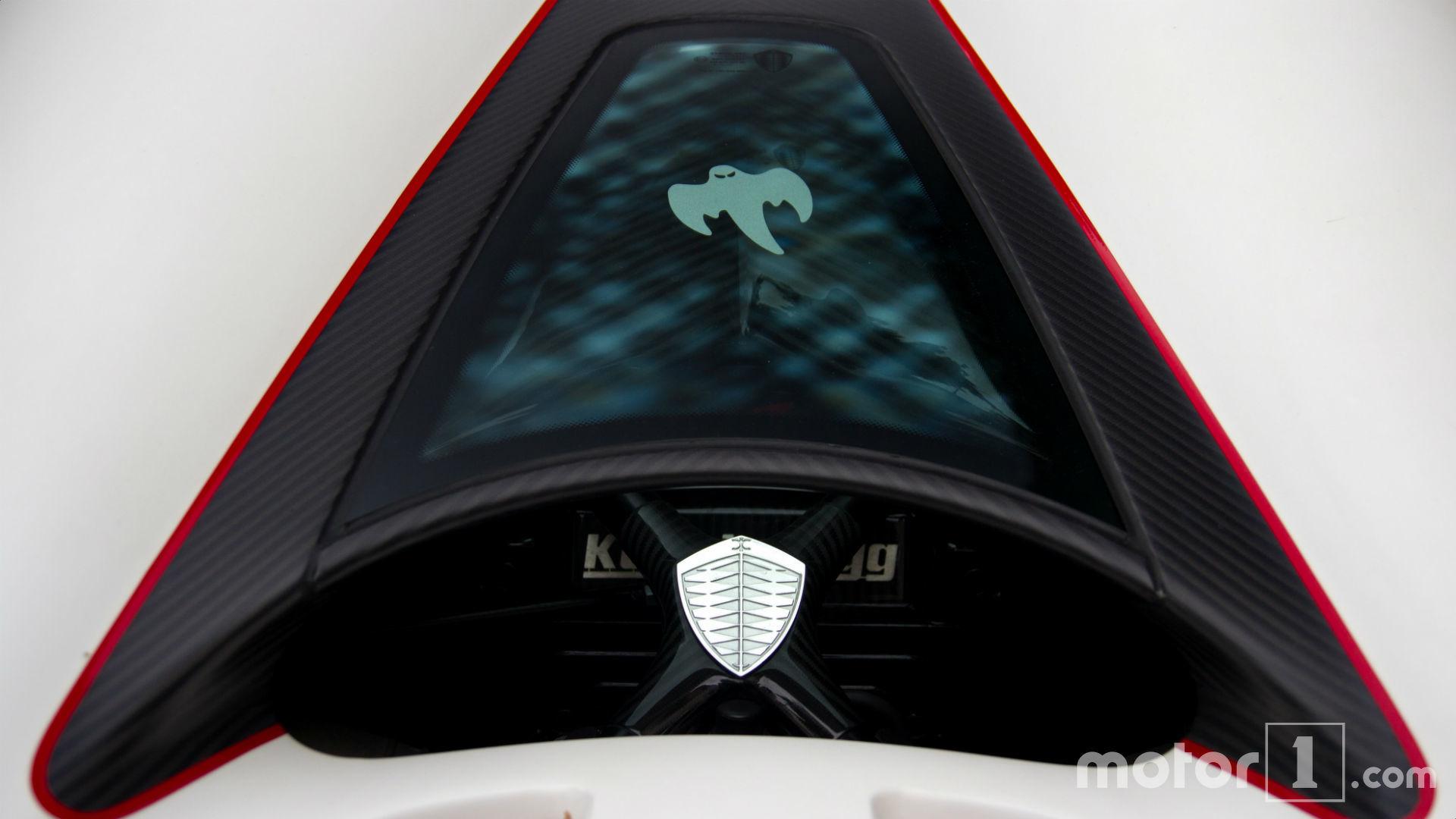 Photos Une Rare Koenigsegg Immortalisée à Paris