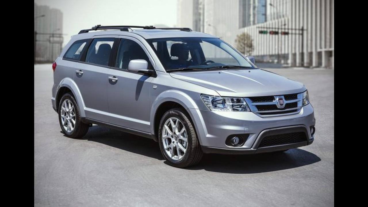 Fiat Freemont fica mais caro e agora parte de R$ 107.690