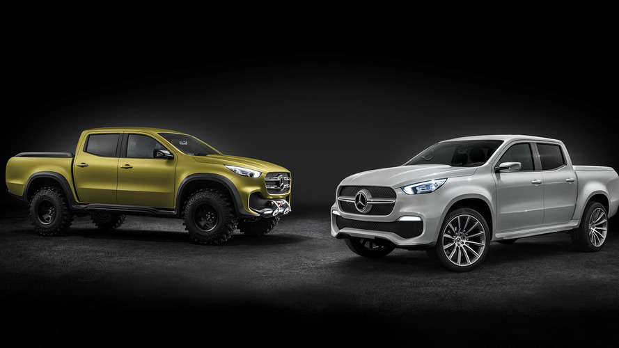 Mercedes X-Class reservations open in UK for anxious buyers