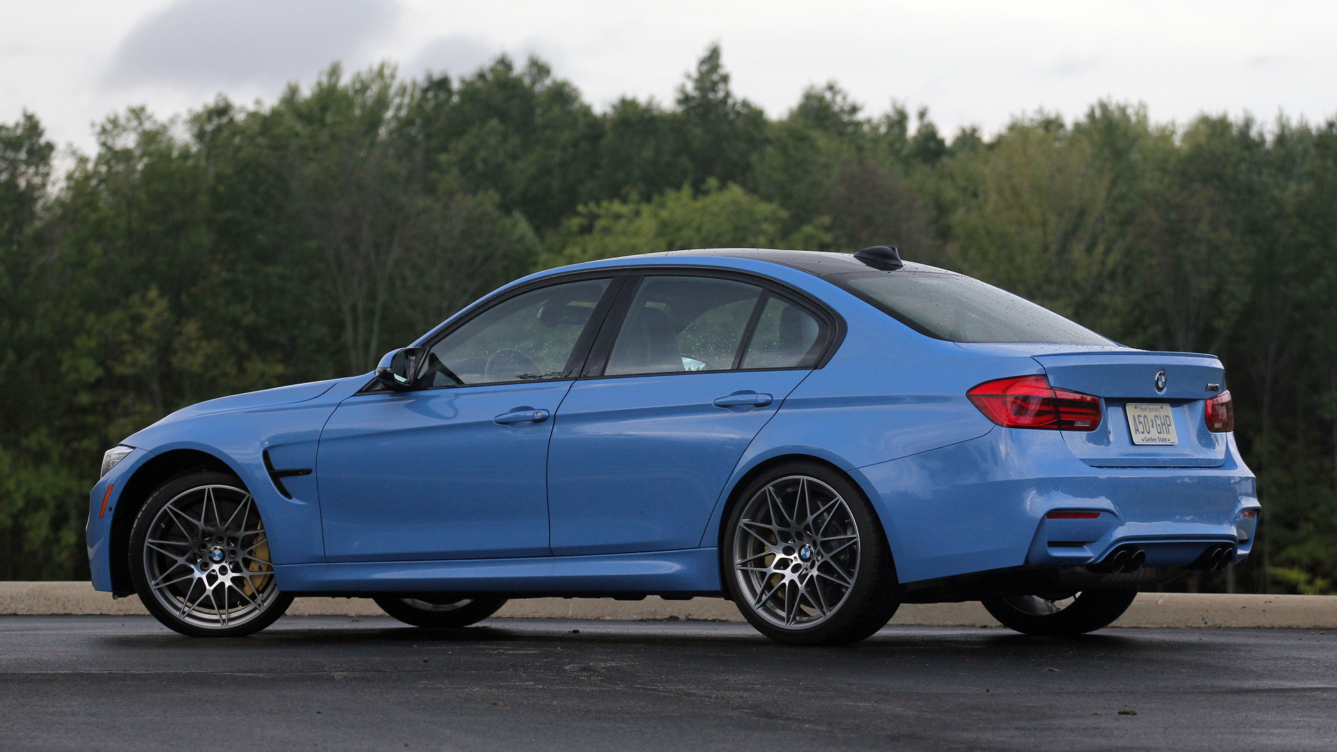 2016 bmw m3 review
