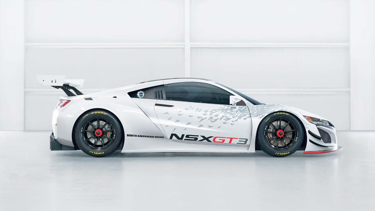 Race Car For The Road Acura Nsx And Gt3 Side By Side