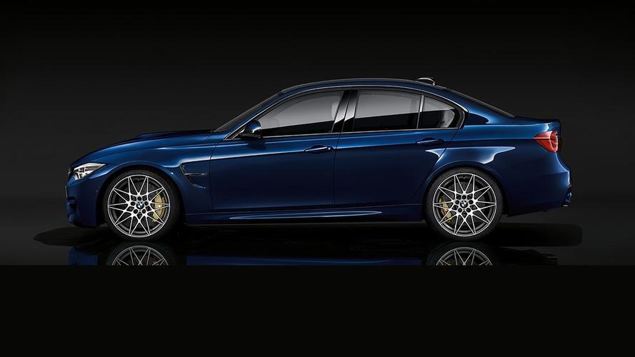 ¡El BMW M3 2017 ya está aquí!