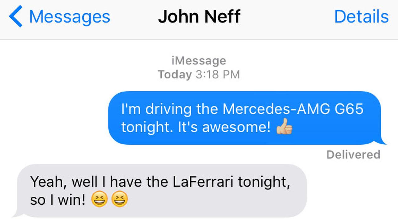 Emoji video conversation