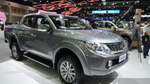 Mitsubishi Triton live at Thailand International Motor Expo 2014 / IndianAutosBlog