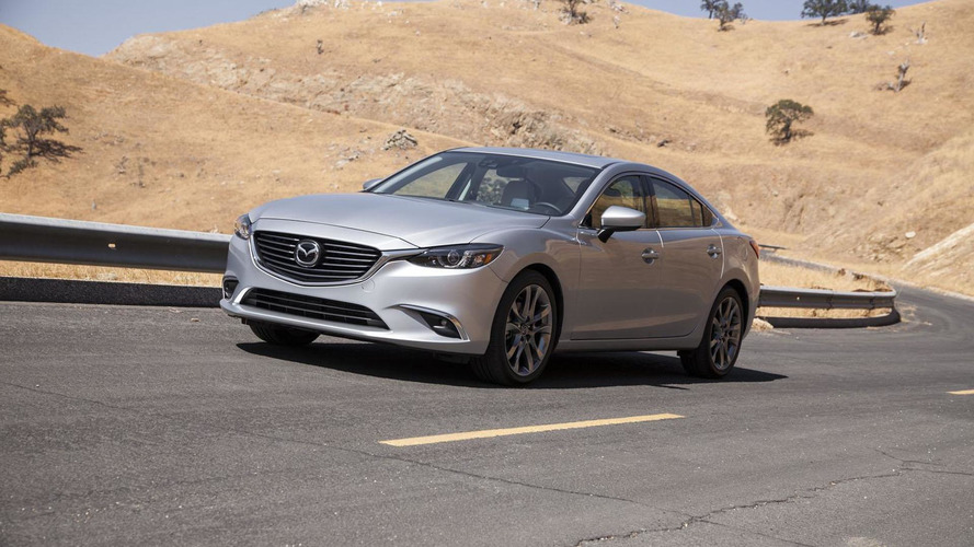 Mazda6 facelift arrives in Geneva for European debut
