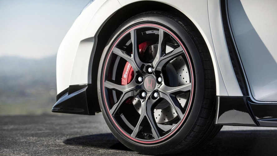 Honda Civic Type R teased, will have a top speed of 167 mph