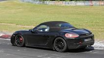 2016 Porsche Boxster spy photo