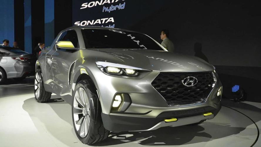 Inédita picape média da Hyundai será baseada na próximo Tucson