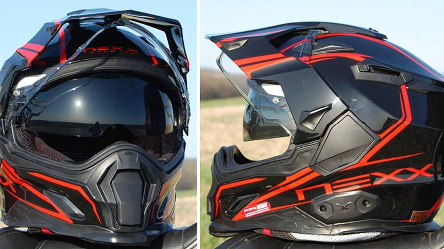 NEXX XD1 Voyager Helmet – For When You Can't Make Up Your Mind