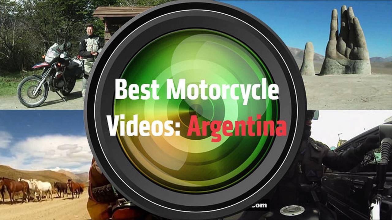 Best Motorcycle Videos: Argentina