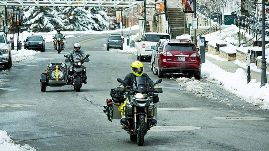 Ask RideApart: Are There Motorcycle Snow Tires?