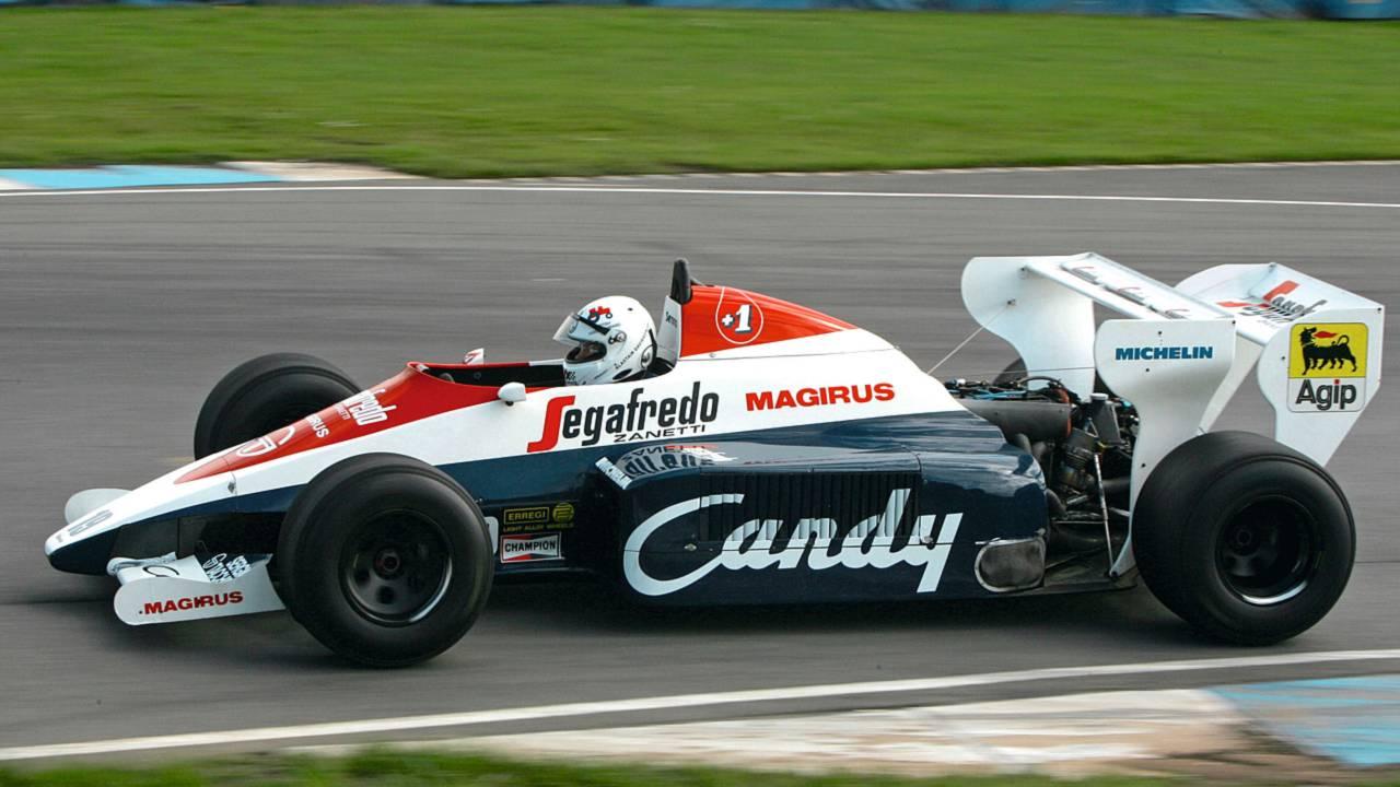 8. Senna and Piquet Formula 1