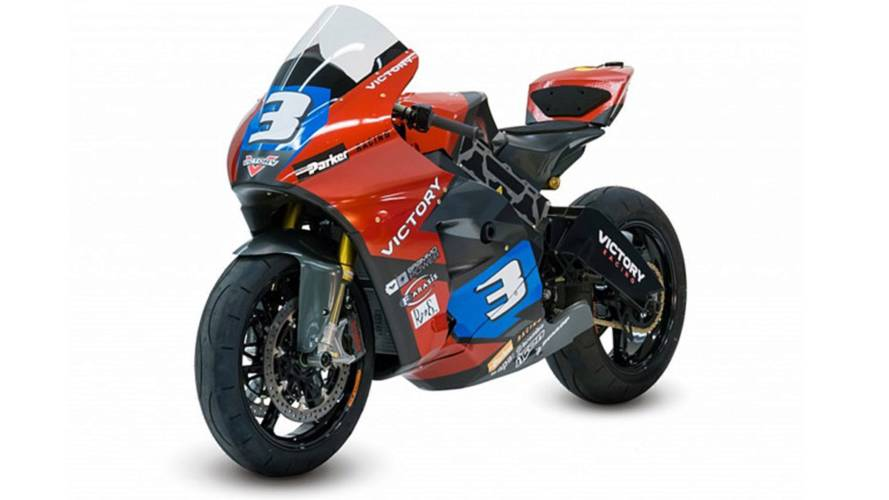 Victory Motorcycles to Race Isle of Man TT Zero