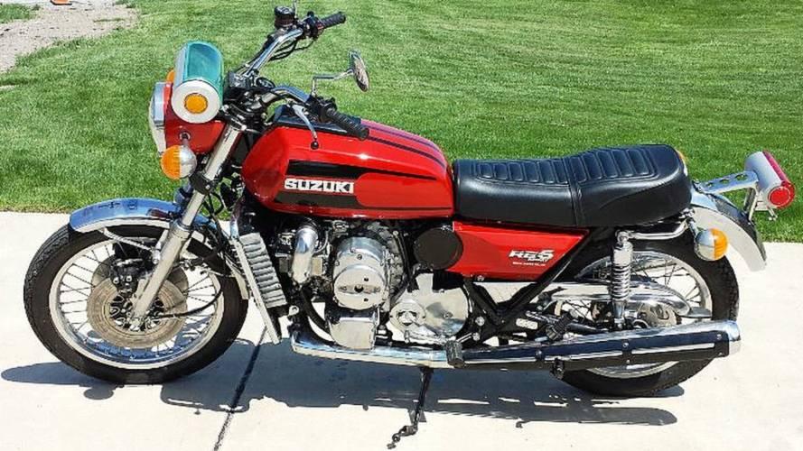 Online Find eBay Edition - Wankel Rotary Engined Suzuki